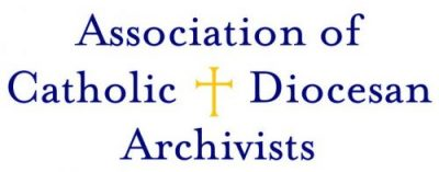 Association of Catholic Diocesan Archivists